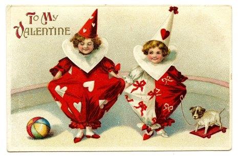 valentinesdayclown